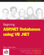 Beginning ASP.NET Databases Using VB.NET