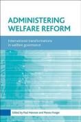 Administering welfare reform