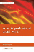 What is professional social work?