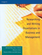 Researching and Writing Dissertations in Business and Management