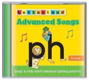 Advanced Songs (Letterland S.) [Audio]