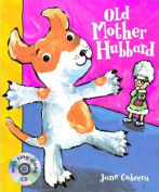 Old Mother Hubbard Pbk With Cd