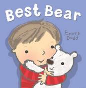 Best Bear [Board book]