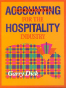 Introductory Accounting for the Hospitality Industry
