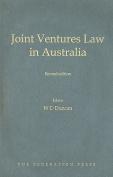 Joint Ventures Law in Australia
