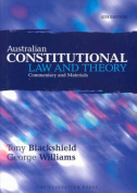 Australian Constitutional Law and Theory