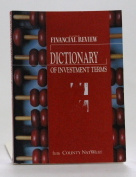 The Australian Financial Review Dictionary of Investment Terms from County Natwest