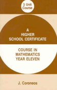 Year 11  Mathematics Textbook (Separate and Combined)