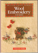 Wool Embroidery for Babies