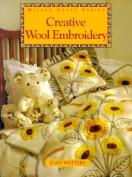 Creative Wool Embroidery