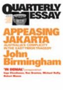 Appeasing Jakarta