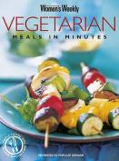 Vegetarian Meals In Minutes