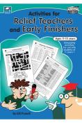 Activities for Relief Teachers