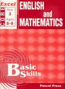 Excel Basic Skills Homework Books