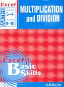 Maths Support Books: Multiplication & Division