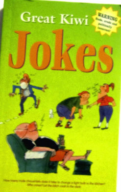 Great Kiwi Jokes