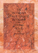 The Dictionary of New Zealand Biography