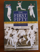 The First Fifty NZ Cricket Test VI