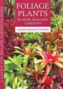Foliage Plants for New Zealand Gardens