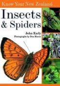 Know Your New Zealand Insects and Spiders