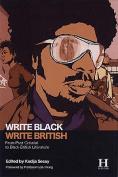 Write Black, Write British
