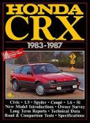 Honda CRX, 1983-87