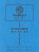 "The MG Midget (Series ""TD"") and (Series ""TF"") Workshop Manual"