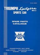 Triumph Parts Catalogue