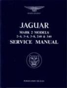 Jaguar Mk.II 3.4, 3.8, 240 & 340 Workshop Manual