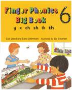 Finger Phonics Big Book 6 (Jolly Phonics