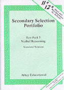 Verbal Reasoning Practice Papers Pack 3
