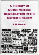 A History of Motor Vehicle Registration in the United Kingdom