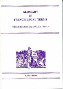 Glossary of French Legal Terms
