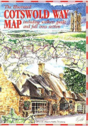 The Cotswold Way Map
