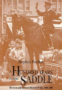 A Hundred Years in the Saddle