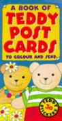 Book of Teddy Postcards to Colour and Send