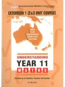 Understanding Maths: Year 11 Extension 1