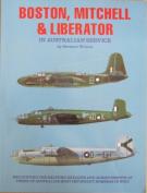 Boston, Mitchell and Liberator in Australian Service