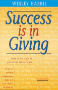 Success is in Giving