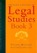 Instant Lessons in Legal Studies