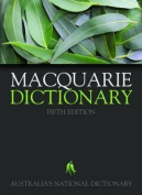 Macquarie Dictionary Fifth Edition