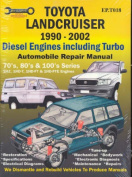 Toyota Landcruiser 1990-2002 Diesel Engines Including Turbo