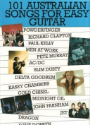 101 Australian Songs for Easy Guitar