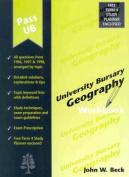 Pass University Bursary Geography - Workbook