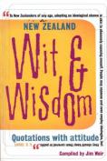 New Zealand Wit and Wisdom