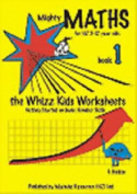 Mighty Maths: Book 1 : Whizz Kids Worksheets