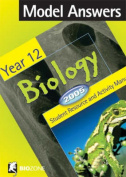 Model Answers Year 12 Biology