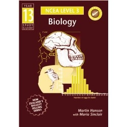 Year 13 NCEA Biology Study Guide (ESA Study Guides)