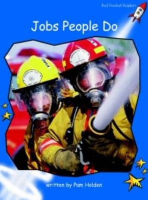 Jobs People Do: Early: Level 3 (Red Rocket Readers: Non-fiction Set A)