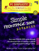 Simple FrontPage 2003